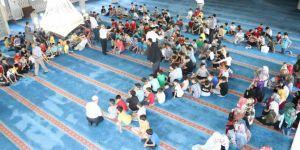Bingöl'de yaz Kur'an kursu öğrencileri 15 Temmuz şehitlerini andı
