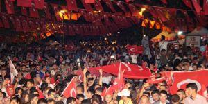Diyarbakır'da 15 Temmuz etkinliği