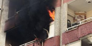 Diyarbakır Huzurevlerinde korkutan yangın