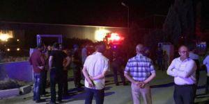 Ankara Polatlı Organize Sanayi Bölgesinde fabrikada patlama