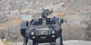 Siirt Eruh'ta 4 PKK'li öldürüldü
