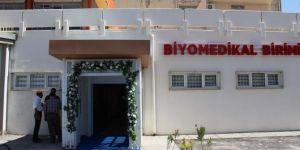 Dicle Üniversitesi Tıp Fakültesinde biyomedikal birimi açıldı