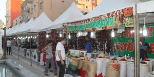Yöresel lezzetler Silopi'de görücüye çıktı