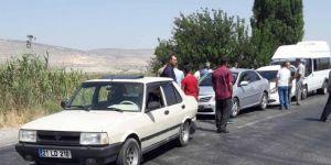 Batman Kozluk'ta zincirleme trafik kazası