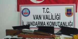 Van Erciş'te PKK'ye yönelik operasyon: 39 gözaltı