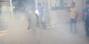 Dicle Üniversitesinde yangın tatbikatı