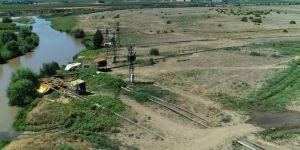 Diyarbakır Bismil'de kaçak elektrikle mücadelede drone dönemi