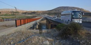 Batman Kozluk'ta 6 yıldır tamamlanan köprü ulaşıma açılmıyor