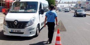 Diyarbakır'da toplu taşıma araçlarına yönelik denetim