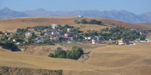 Batman Kozluk'ta köylerine hayvanlar için su göleti istiyorlar