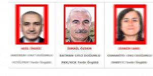 Kırmızı listedeki PKK'li öldürüldü