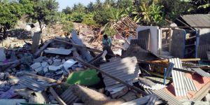 Endonezya'daki depremlerde 506 kişi hayatını kaybetti