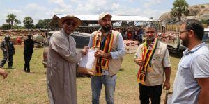 Ugandalı bakandan IHO-EBRAR ile Avrupa Yetim-Der'e teşekkür