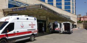 Siirt Şirvan'da patpat takla attı: Biri ağır 5 yaralı