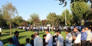 Peygamber Sevdalıları Diyarbakır'da kardeşlik duygusunu bir kez daha pekiştirdi