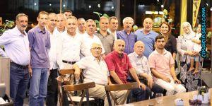 Çınar Lisesi 1990 mezunları bir araya geldi