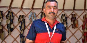Gaziantep'in yemenisi Ahlât'ta yoğun ilgi görüyor