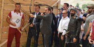 Bitlis Ahlat'ta Malazgirt etkinlikleri sürüyor