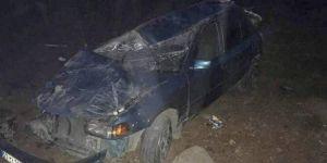Gaziantep Nurdağı'nda Suriyeli aile kaza yaptı: 6 yaralı