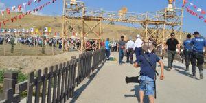 Ahlat'ta Malazgirt kutlamaları büyük ilgi gördü