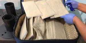 Başkale'de 113 kilo eroin ele geçirildi