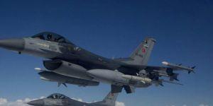 Hakkâri Çukurca'da saldırı hazırlığındaki PKK'lilere hava harekatı