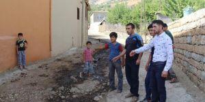 Hazro Dadaş köyü sakinleri: kimse bizi umursamıyor