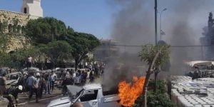 Azez'de bombalı saldırı: 3 ölü, 18 yaralı