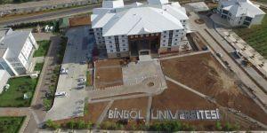 Bingöl Üniversitesini 3 bin 549 öğrenci tercih etti