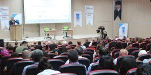 Van'da Ulusal Kimya Mühendisliği Kongresi başladı