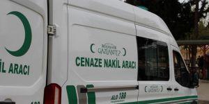 Gaziantep Nurdağı'da elektrik akımına kapılan işçi hayatını kaybetti