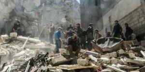 Suriye'de 6 yılı aşan bir vahşet devam ediyor