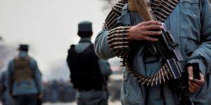 Afganistan'da 8 polis öldürüldü