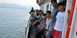 Kızıltepeli öğrenciler İzmit'te ağırlandı