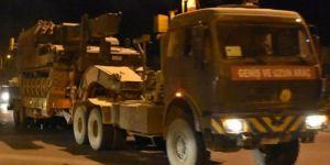 Kilis'e askeri sevkiyat