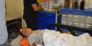 Siirt Pervari'de traktörün altında kalan çocuk ağır yaralandı