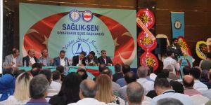 Sağlık-Sen Diyarbakır'da seçime gitti