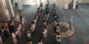 Şırnak İdil'de çocuklar Hayat Namazla Güzel etkinliğinde buluştu