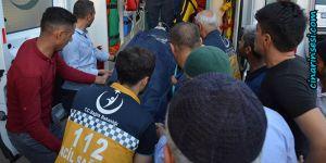 Siirt Şirvan'da otomobil uçuruma yuvarlandı: 2 ölü 6 yaralı