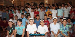 Adana'da bin çocuğa namaz eğitimi verildi