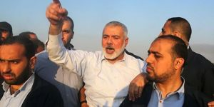 Gaza protests will continue until the siege is lifted: Haniyeh