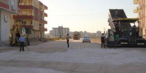 Mardin Midyat'ta tepkiye neden olan yolda çalışma başlatıldı