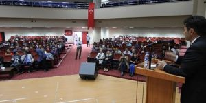 TÜBİTAK 4006 Bilim Fuarları tanıtım toplantısı yapıldı