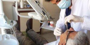 Erciş Devlet Hastanesinde diş protez hizmeti verilmeye başlandı