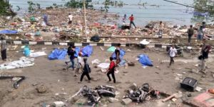 Endonezya'daki depremler: 400 ölü
