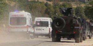 Batman'da patlama: 4 asker hayatını kaybetti 5 asker yaralı