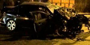 Kayseri'de kaza: 3 ölü 3 yaralı