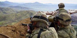 Ağrı Dağında 2 PKK'li öldürüldü