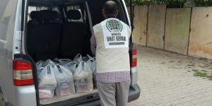 Bingöl Umut Kervanı yardımlarını sürdürüyor