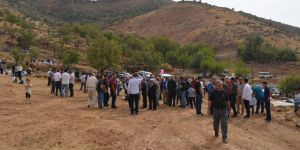 Yüzlerce kişi Şeyh Bubê Türbesi'ni ziyaret etti